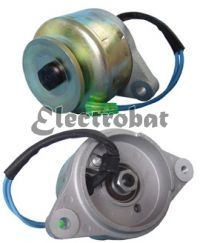 Alternator for Kubota Excavators and Tractors