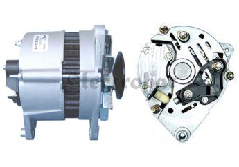 Alternator for Ford Escort 1.6, 2.0, Fiesta 1.4i, 1.6, Peugeot 405 1.9D