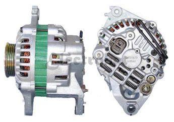 Alternator for Hyundai Sonata III 1.8i 93-98, Mitsubishi Colt 1.6, Galant 1.8, 2.0, Lancer 1.6, SpacerWagon 2.0