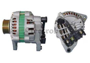 Alternator for Ford Escort 1.6 92-94, 1.6i 92-94, 1.6 16V 92-94, 1.8i 92-94, 1.8i 16V 92-94, 1.8XR3i 92, Fiesta 1.8SI 92-95, 1.8 XR2i 92-95