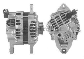 Alternator for Kia Rio 1.3, Sephia 1.5i, 1.6 16V, Sephia I 1.8, Shuma II 1.8, Mazda 323 1.3, 1.6i, MX3 1.6 16V, Xedos 6 1.6i