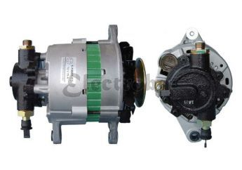 Alternator for Opel Astra 1.7TD 12.91-3.96, Corsa 1.5D 3.93-, 1.5TD 3.93-, 1.7D 3.93-, Vectra 1.7TD 3.90-8.95