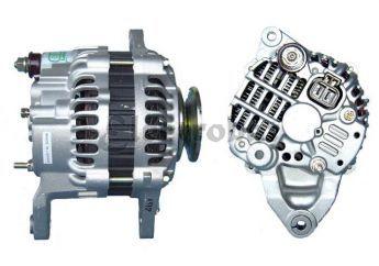 Alternator for Caterpillar Lift Trucks GP15 w/ 4G63, Lift Trucks 4G64 Engines