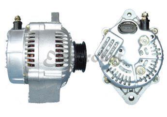 Alternator for Suzuki Esteem 1.6L, Baleno 1.3 95-, Baleno 1.6 95-, Baleno 1.6 4x4 95-, Grand Vitara 2.5i V6 24V AT 98-, Ignis 1.3i 16V 01-, Jimny 1.3 SN413 98-, Wagon R 1.2 SR412 98-00, Wagon R+ 1.3i 00-