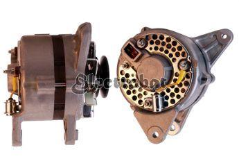 Alternator for Hyundai Pony 1.2, 1.4, Mitsubishi Colt, Lancer 1.2, 1.4, Iseki
