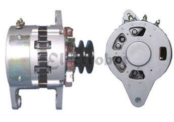 Alternador para Hino DK100, EB100, EB300, EH300, EK100, EM100, Hitachi Excavadora con motor HINO H06CT1