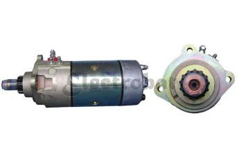 Coaxial Prestolite starter for marine applications