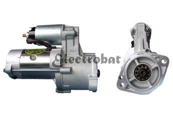 Starter for Mitsubishi Pajero, Montero 2.5 TD, Colt 1.8, Colt 2.0 D, Galant 1.8 D, Galant 2.0, Galant 2.3 TD, L200 Diesel, L300 Diesel