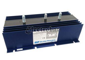 Aislador de Bateria - Máxima carga de alterador 160 Amp