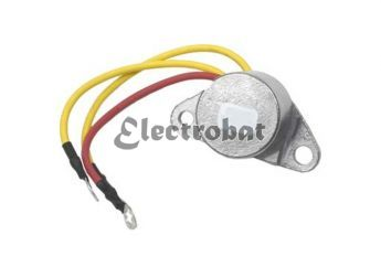 Rectifier for OMC Outboards