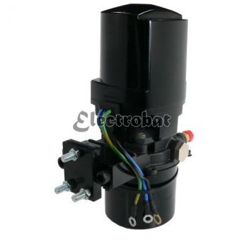 Tilt/Trim Motor with Prestolite Pump