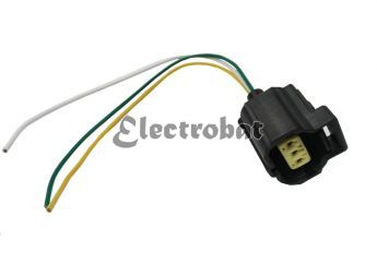 Repair lead for Ford alternators with 3 wires