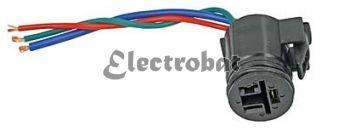 Conector para alternadores Denso con 3 cables