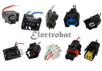 Kit 10 conectores europeos