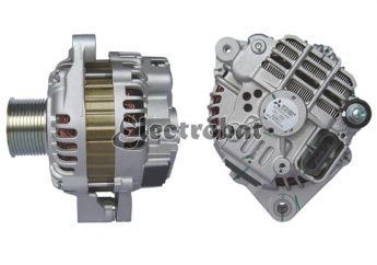 Mitsubishi AM Alternator for Iveco