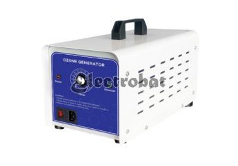 Professional Ozone Generator with ceramic plate tecnology for disinfection of spaces up to 100 square metres